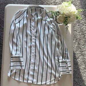 Nine West Dress/Work Tunic Shirt